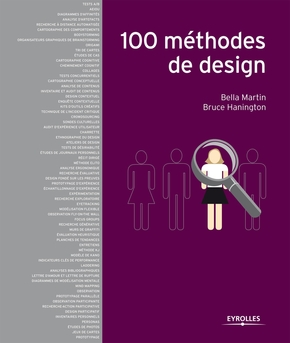 Martin, Bella; Hanington, Bruce- 100 méthodes de design