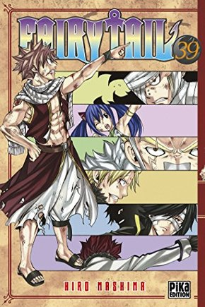 Fairy tail - Tome 39