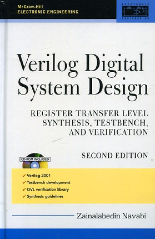 Verilog Digital System Design Zainalabedin Navabi 2eme Edition Librairie Eyrolles