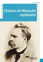 M.Halévy - Citations de nietzsche expliquées