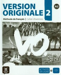 Version originale a2 cahier d'exercices + cd