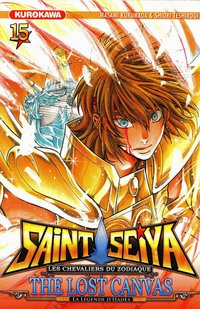 Saint Seiya - The Lost Canvas - Volume 15