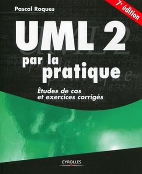 P.Roques- Uml 2 par la pratique. etudes de cas et exercices corriges