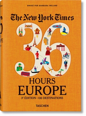 Nyt. 36 hours. europe, 3e édition