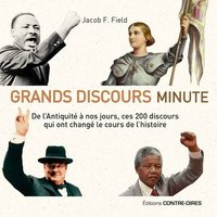 Grands discours minute