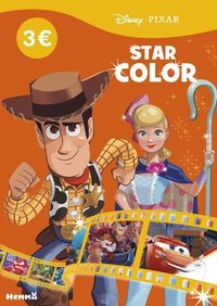 Disney pixar - star color (toy story)