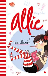 Allie  - le déménagement