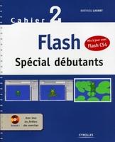 Mathieu Lavant - Cahier 2 flash spécial débutants