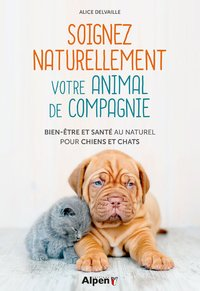 Soigner naturellement son animal de compagnie