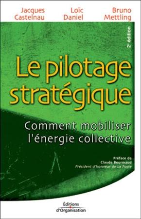 J.Castelnau, L.Daniel, B.Mettling- Le pilotage stratégique
