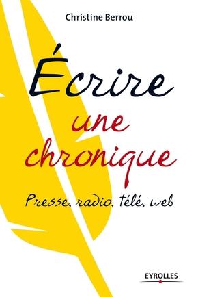 C.Berrou- Ecrire une chronique