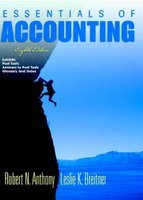Essentials of Accounting and Post Test Booklet