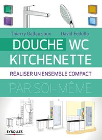 Douche - WC - Kitchenette