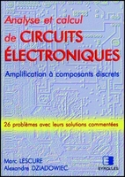 M.Lescure, A.Dziadowiec - Analyse et calcul de circuits electronique