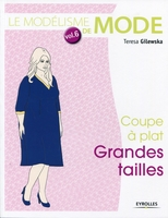 T.Gilewska - Coupe a plat grande taille  vol 6