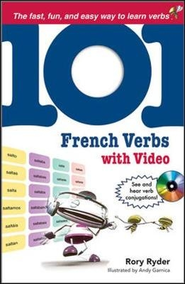 101 FRENCH VERBS WITH MP3 DISC