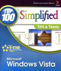 Top 100 Simplified Tips & Tricks Microsoft Windows Vista