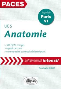 Anatomie - UE 5 PACES