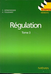 Régulation - Tome 3