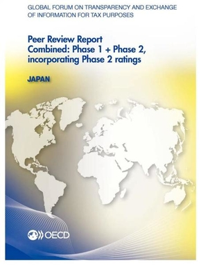 Global forum on transparency and exchange of information for tax purposes peer reviews: japan 2013