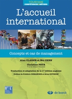 L'accueil international