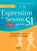 Y.Constantinidis - Expression des besoins pour le SI