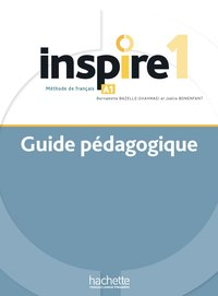 Inspire 1 : guide pédagogique + audio (tests) téléchargeable