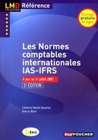 Les normes comptables internationales IAS-IFRS