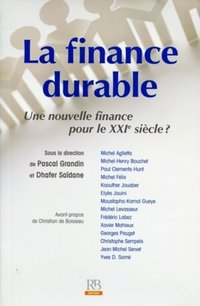 La finance durable