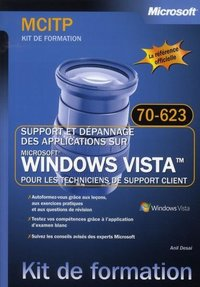 Support et dépannage des applications sur Windows Vista pour les techniciens de support client