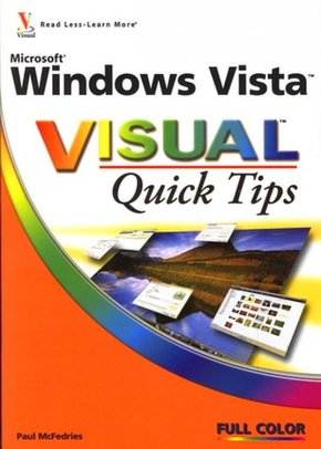 Windows Vista Visual Quick Tips