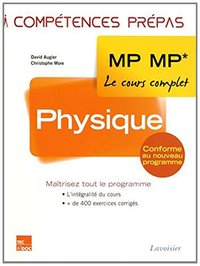 Physique - MP MP*