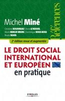 M.Miné, C.Boudineau, A.Le Nouvel, M.Mercat-Bruns, D.Roux-Rossi, B.Silhol - Le droit social international et européen en pratique