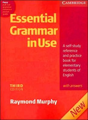 Essential Grammar in Use Edition With Answers