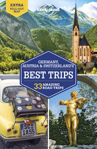 Germany, austria & switzerland's best trips 2ed -anglais-