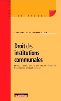 Droit des institutions communales