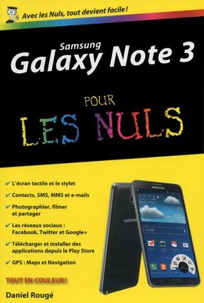 Samsung Galaxy Note III pour les nuls
