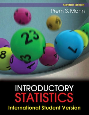 Introductory Statistics - 7th edition