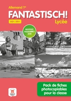 Fantastisch ! ; allemand ; 1re ; pack de fiches
