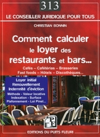 Comment calculer le loyer des restaurants et bars...