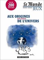 Aux origines de l'univers