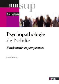 Psychopathologie de l'adulte