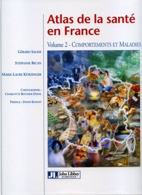 Atlas de la santé en France - Volume 2