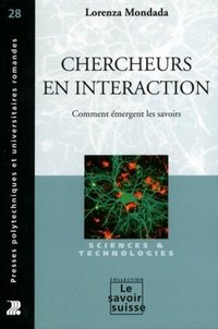 Chercheurs en interaction