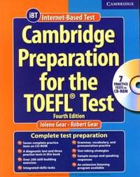 Cambridge Preparation for the TOEFL