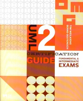 UML 2 Certification Guide