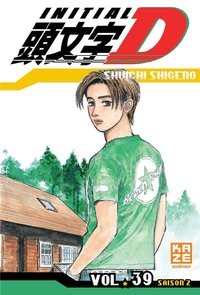 Initial d - Tome 9