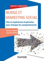 Nudge et marketing social - labellisation fnege - 2020 - prix dcf du livre - 2020