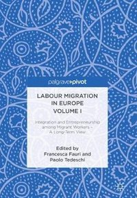 Labour migration in europe volume i: integration and entrepreneurship among migrant workers - a long