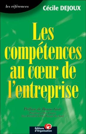 Cécile Dejoux- Les compétences au coeur de l'entreprise